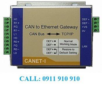 Bộ Chuyển Đổi CAN sang Quang, Can sang Ethernet, RS232/485/422