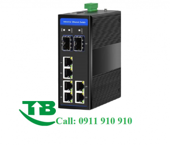 Switch Công Nghiệp POE, Industrial POE Switches