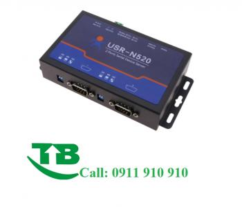 Bộ Chuyển Đổi RS232/485/422 Sang Ethernet