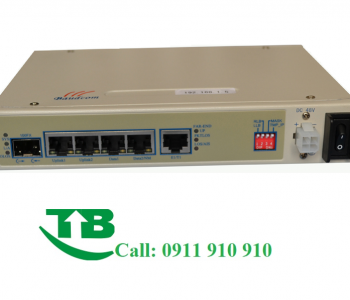TDM over IP, E1 over Ethernet